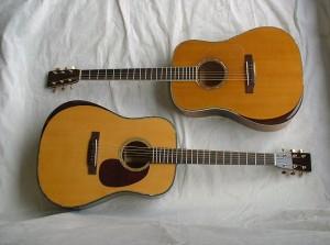 Camp Music - Custom Guitar Making - Camp Curve D model