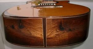 Camp Music - Custom Guitar Making - Camp Curve 7 String - EV 1