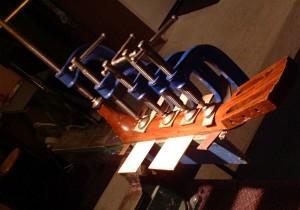 Camp Music - Fretted Instrument Repair and Restoration - Fretboard Repair
